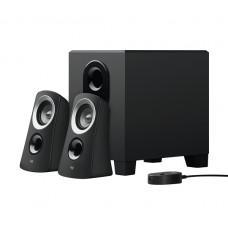 Logitech Z313 speakerset met subwoofer