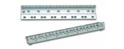 Mirsan 7U verticale rails voor wandpatchkasten uit WTE en WTN serie