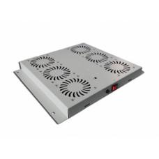 Mirsan 6-fan ventilatorunit lichtgrijs