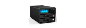 Raidon GR3680-SB3 RAID behuiziing extern voor 2x HDD/SSD