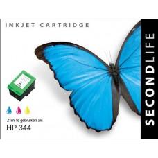 SecondLife compatible inktcartridge HP nr.344 kleur (C9363E)