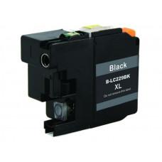 SecondLife compatible inktcartridge Brother LC-229XLBK zwart
