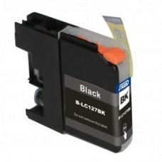 SecondLife compatible inktcartridge Brother LC-127XLBK zwart