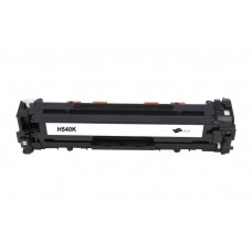 SecondLife compatible toner HP nr.125A zwart (CB540A) en Canon 716