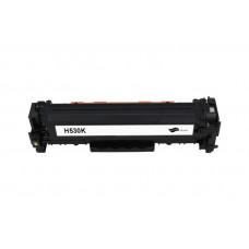 SecondLife compatible toner HP nr.304A zwart (CC530A) en Canon 718