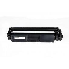 SecondLife compatible toner HP nr.17A zwart (CF217A)