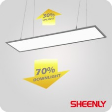 Sheenly Up/down LED paneel 30x120 cm. 45W puur-wit