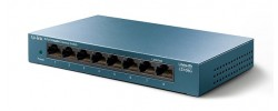 TP-Link 8 poort Gigabit netwerkswitch LS108G