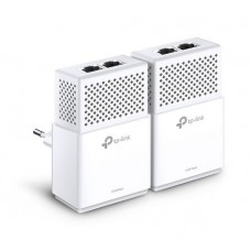 TP-Link Powerline AV1000 Starter Kit met 2 netwerkaansluitingen