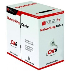Techly Cat.5e UTP installationcable 305 m.