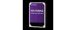 WD Purple video harde schijf 8 TB