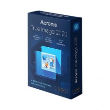 Acronis True Image 2020 Standard voor 1 PC of Mac