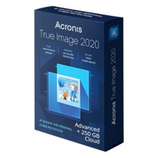 Acronis True Image 2020 Advanced voor 1 PC of Mac voor 1 jaar